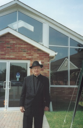2000 out visiting, age 85