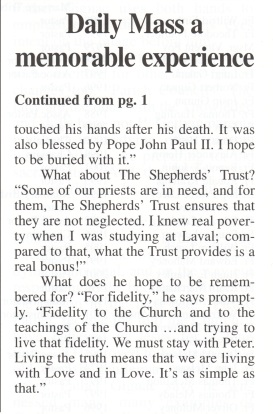 2002 Shepherd's Trust Newsletter