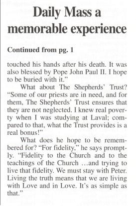 2002 Shepherd's Trust Newsletter