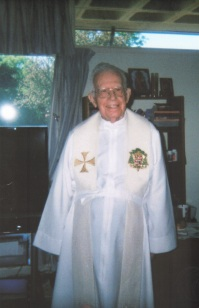 2009 La Salle Manor, 70th Ordination Anniversary, age 93