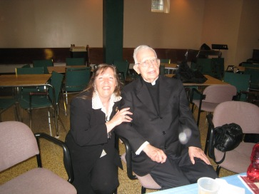 2009 with a former parishioner