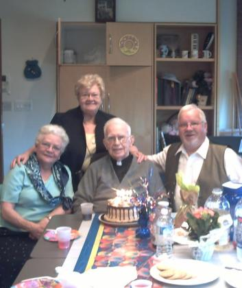 2010 My 95th Birthday Party