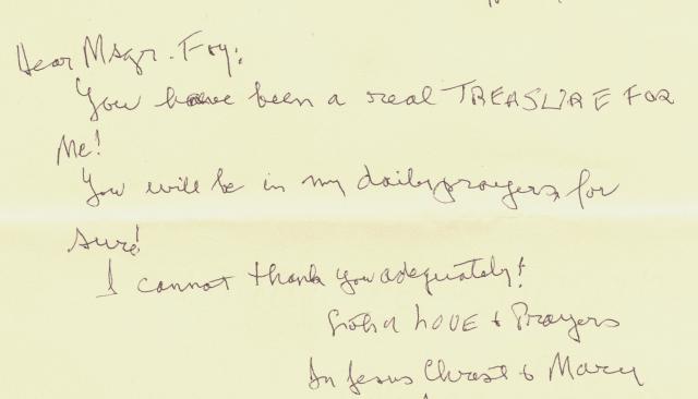 Letter of Nov 3 2014