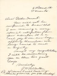 1939 Letter Fr Fullerton