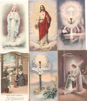 1939 Odination cards A