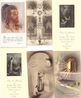 1939 Odination cards more A