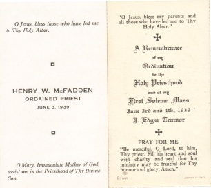 1939 Odination cards more D