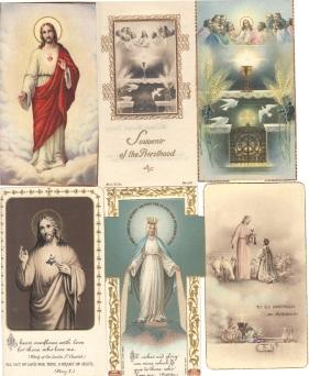 1939 Odination cards side A