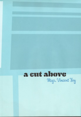 2011 A Cut Above Cover published book