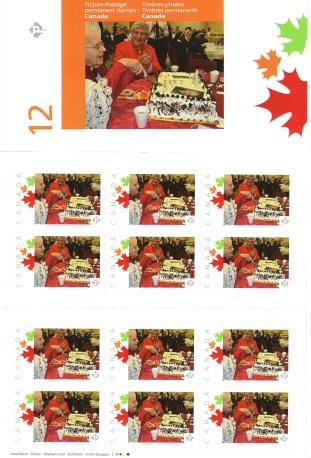 Stamps Foy & Cardinal 1